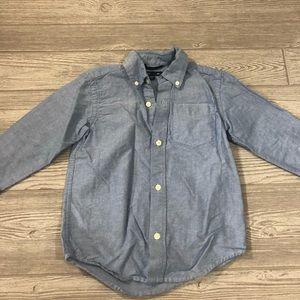 5/$25 • Gap Kids • Button Down Dress Shirt